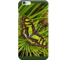 Splashes of Green iPhone Case/Skin