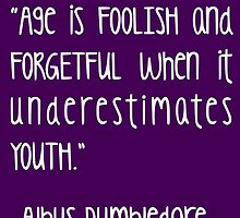 Dumbledore Quote by mlny87