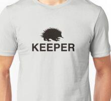 Echidna Keeper Unisex T-Shirt