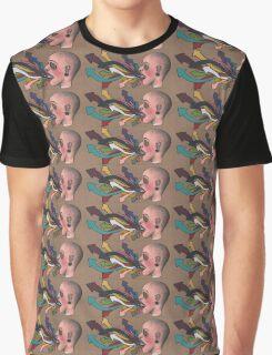 Word Vomit Graphic T-Shirt