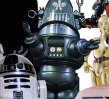 The First League of Extraordinary Robots Sticker