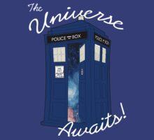 The Universe Awaits! by paulandgoats