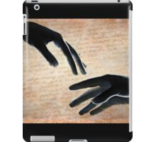 Reach out and touch someone !  iPad Case/Skin