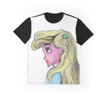 What if Ariel was blonde? Graphic T-Shirt