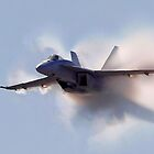 F/A 18 Super Hornet by SuddenJim