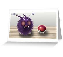 Realistic Pokemon Greeting Card