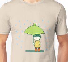 Frog Umbrella Unisex T-Shirt