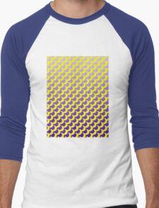 Moon, moon, moon, moon Men's Baseball ¾ T-Shirt