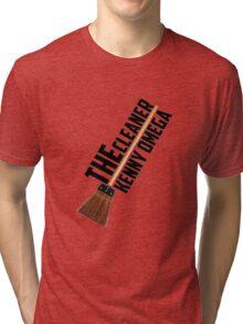 "Kenny Omega ""The Cleaner"" Tri-blend T-Shirt"