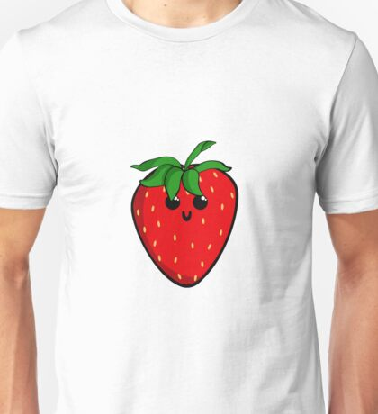 Cute Strawberry Unisex T-Shirt