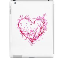 Full Color Sakura Tree Hearth iPad Case/Skin