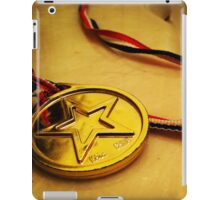 Medal Made In China iPad Case/Skin