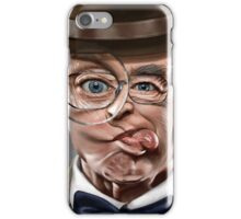 The Wacky Inspector iPhone Case/Skin