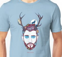 Cernunnos - Wild God of the Forest Unisex T-Shirt