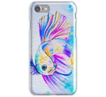 Beta Fish iPhone Case/Skin