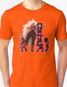 Jasper and the Rubies Unisex T-Shirt