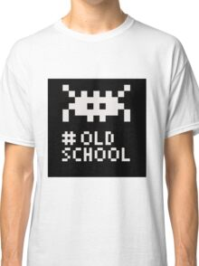 Old school gaming  Classic T-Shirt