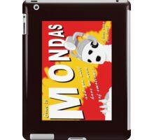 Come to Mondas! iPad Case/Skin