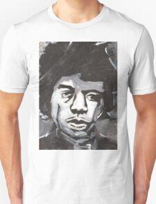 Jimi Hendrix Rock and Roll Merch Unisex T-Shirt