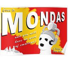 Come to Mondas! Poster