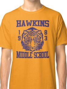 Stranger Things Hawkins MS Classic T-Shirt