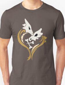 Lone Hearted ~ Cubone and Marowak  Unisex T-Shirt