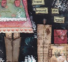 Travel around the world by MonicaMota