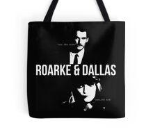 Roarke and Dallas Tote Bag