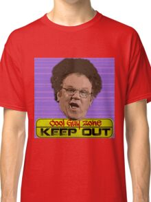 Cool Guy Zone Classic T-Shirt