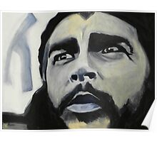 Che the revolutionary Poster