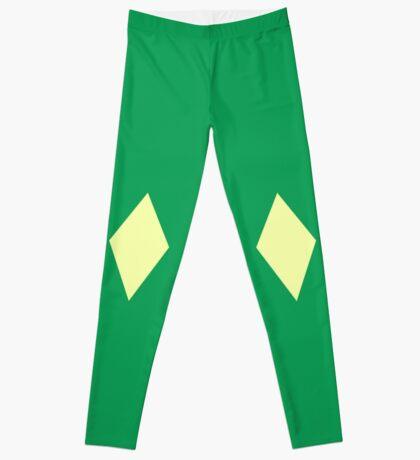 Green bee's knees Leggings