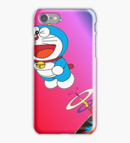 Doraemon Kanye bear cover iPhone Case/Skin