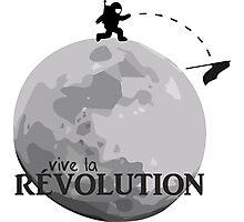 Vive La Révolution Photographic Print