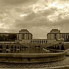 Palais de Chaillot by Pravine Chester