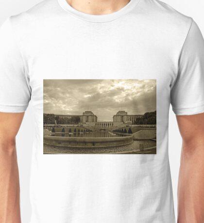Palais de Chaillot Unisex T-Shirt