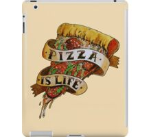 Pizza is Life iPad Case/Skin