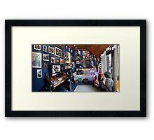Billyboy's Sanctuary Framed Print