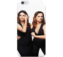 Tina Fey and Amy Poehler  iPhone Case/Skin