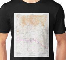 USGS TOPO Map Arizona AZ Apache Junction 310286 1956 24000 Unisex T-Shirt