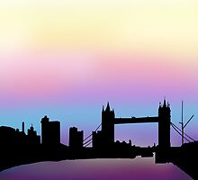 London Sky by EAMS
