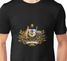 AUSTRALIAN COAT OF ARMS Unisex T-Shirt