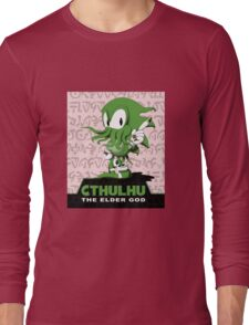 Cthulhu The Elder God Long Sleeve T-Shirt