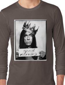 iggy pop Long Sleeve T-Shirt