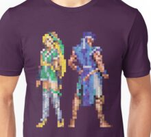 Extra Characters SOTN Vintage Pixels Unisex T-Shirt