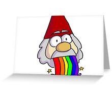 Shmebulock - Gravity Falls Greeting Card