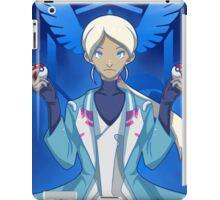 cool ranch blanche iPad Case/Skin