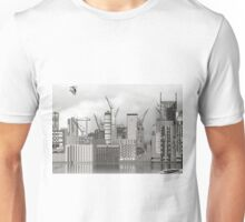 Melbourne City Apartment Unisex T-Shirt