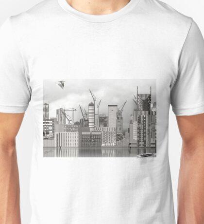 Melbourne City Apartment Unisex T-Shirt