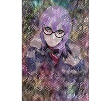 Anime Rubix Photographic Print