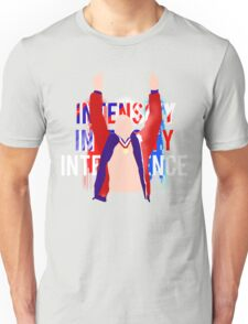 Intensity, Integrity, Intelligence | Kurt Angle Unisex T-Shirt